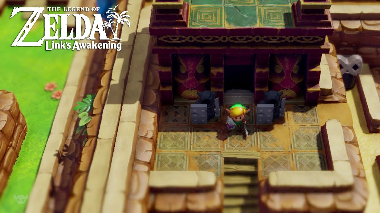 THE FACE SHRINE - The Legend of Zelda: Link's Awakening thumbnail