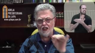 Fome da Palavra - Grau de Envolvimento com os Pecadores - Rev.. George Alberto Canelhas