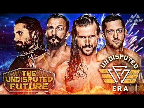 2017 ☁ The Undisputed Era & Seth Rollins Mashup ||