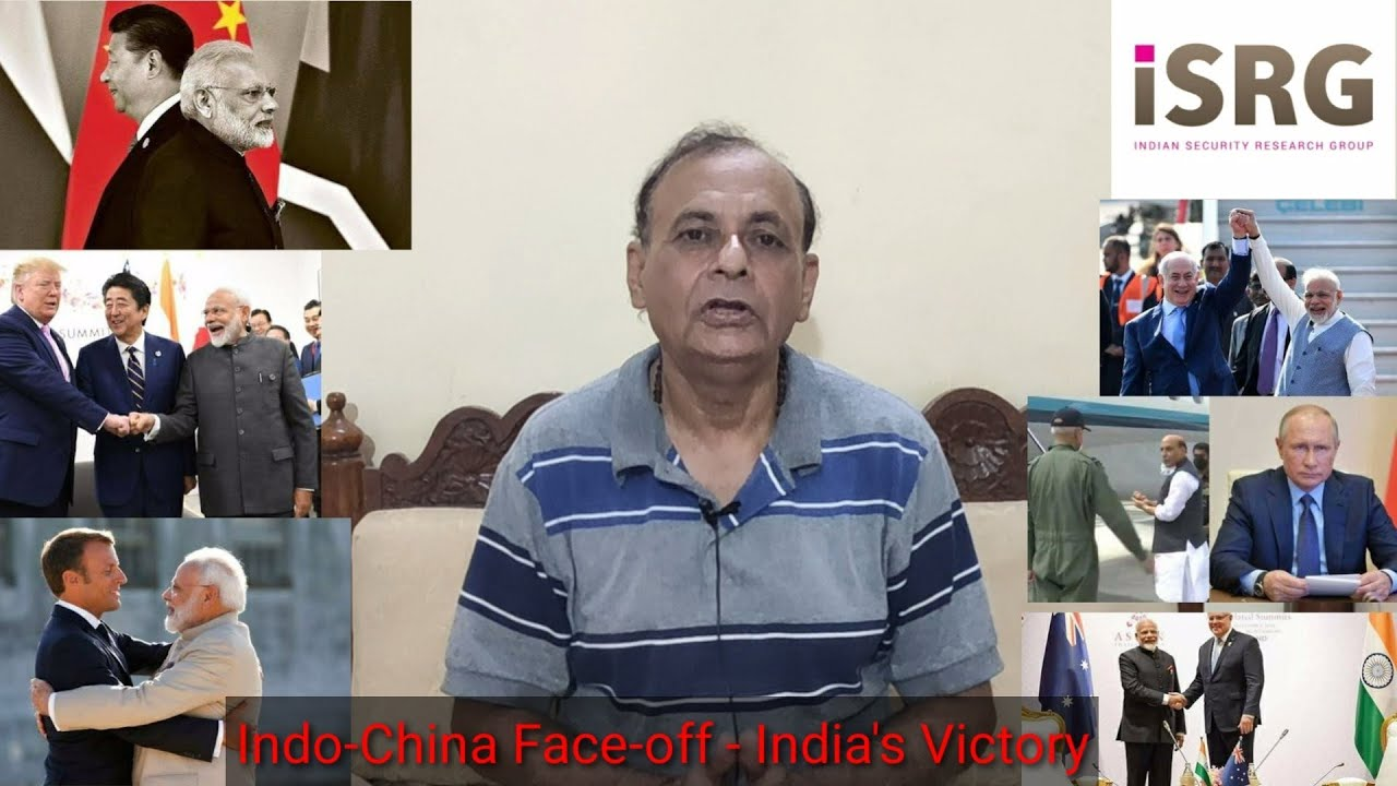 India Cornered China - Galwan Stand-Off Big Win for india-Diplomatic, Political, Economic & Military