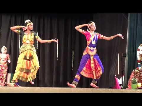 Indian classical dance Bhartnatyam