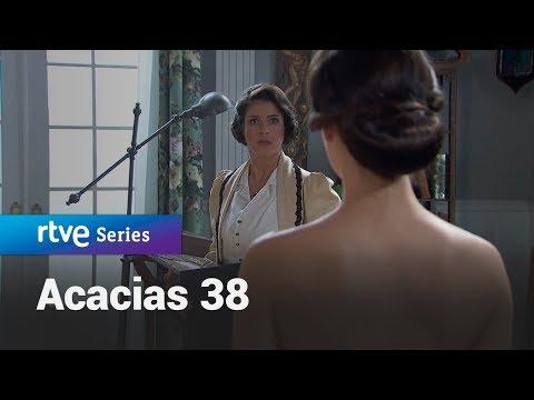 """Acacias 38: """"La esencia del ser humano se encuentra en su desnudez"""" #Acacias1149   RTVE Series"""