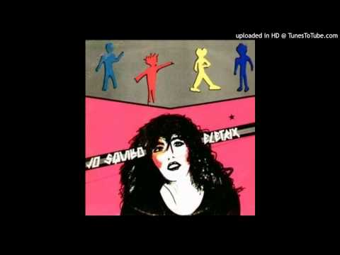 JO SQUILLO ELETRIX (Italy) - 8 songs from 'Girl Senza Paura' LP - 20th Secret - 1981