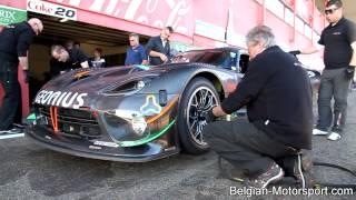 SRT Viper GT3-R 2013 Videos