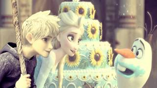❅ Jack & Elsa - Boats And Birds