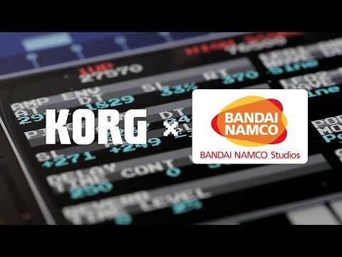 Kamata - Trailer (KORG Gadget and BANDAI NAMCO Studios)