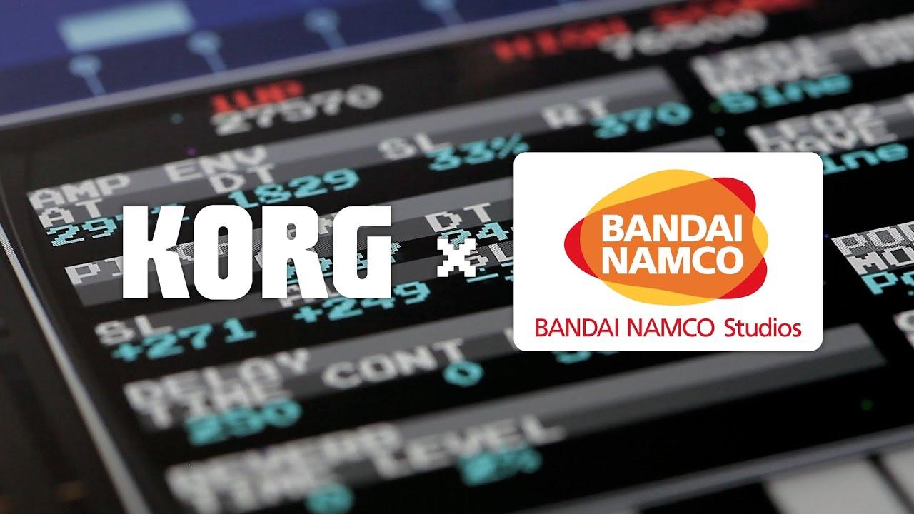 Kamata - KORG Gadget | KORG x BANDAI NAMCO Studios