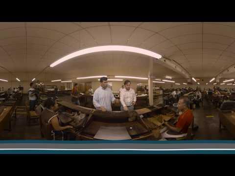 Oliva Cigars Virtual Reality Experience