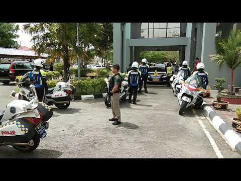 YDP Agong HRH Sultan Muhammad V Out Riders &  Bodyguards