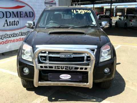 2009 ISUZU KB 300D-TEQ DOUBLE CAB LX Auto For Sale On Auto Trader South Africa
