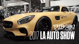 DUB Live at the 2017 LA Auto Show!
