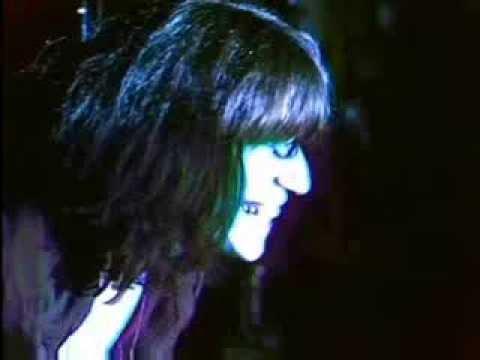 Patti Smith - Ain't it Strange - 1976 - Stockholm