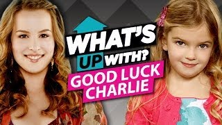 7 Things You Didn't Know About Good Luck Charlie(Hottest Winter Olympians ▻▻ http://bit.ly/1jGcmcf Drama King: Nicki Minaj's Outrageous Video ▻▻ http://youtu.be/AGMsvfgxsLM For more ClevverTV shows ..., 2014-02-15T21:00:00.000Z)