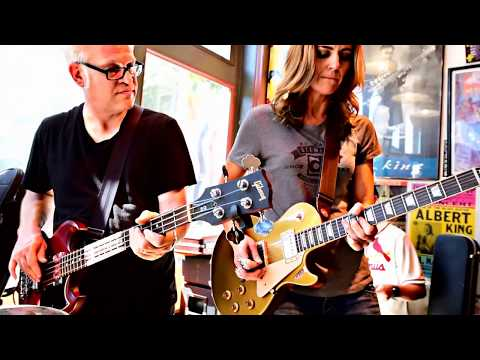The Nick Moss Band - Blues City Deli - Kate Moss, Patrick Recob & Elliot Sowell jam