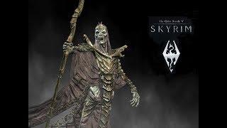 The Elder Scrolls V: Skyrim. Пещера Лунный Бор: убить вожака вампиров. Прохождение от SAFa