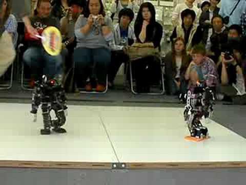 BLACK TIGER NEO Autonomous  Robot Battle