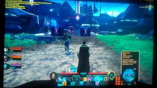 SWTOR Jedi Gameplay PAX 2011 Part 1