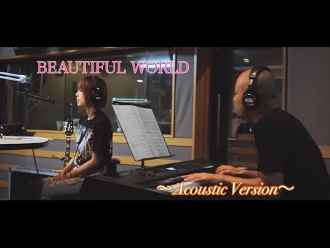 「BeautifulWorld〜Piano Solo Ver.〜」小池ジョアンナ