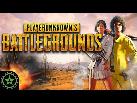 Let's Play - PLAYERUNKNOWN'S Battlegrounds: Desert Map - AH Live Stream