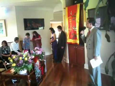 Lễ Thượng Thọ Bà Võ Khắc Trí 5-2010