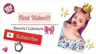 Download lagu Glamorous Makeup Look. My FIRST VIDEO! (Philippines) | Liberty Gonzaga
