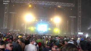 The Advent vs Industrialyzer : Monegros Desert Festival 2012