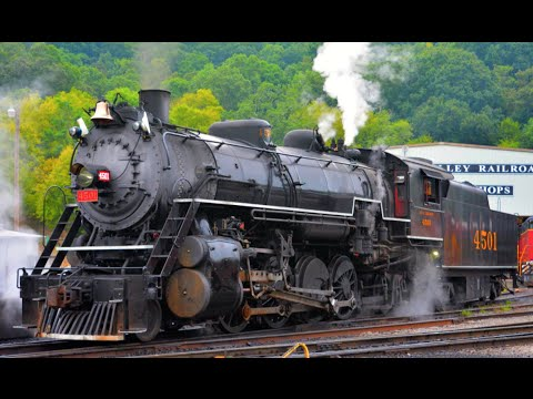 Steam Train Excursions: Train Talk Ep. 4