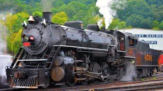 Steam Train Excursions: Train Talk Ep. 4