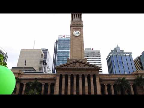 Brisbane CBD - Central Business District