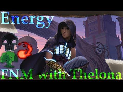 Friday Night Magic Duels | Jund Energy Gameplay | Mtg Energy