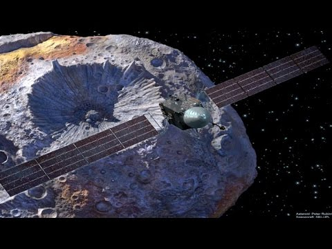 NASA to send spacecraft to 16 Psyche asteroid