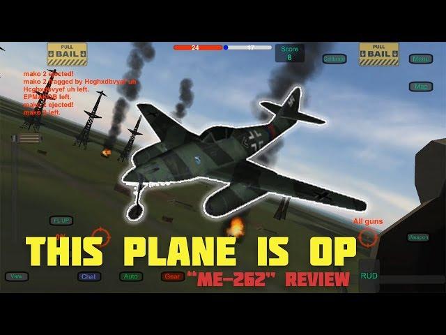 Wings of Duty The Me-262 of WoD! This Plane is OP!
