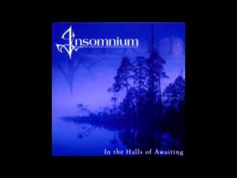 Insomnium - In The Halls Of Awaiting Lyrics video