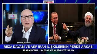 REZA ZARRAB (RIZA SARRAF) AKP-İRAN İLİŞKİLERİNİN PERDE ARKASI-DOĞAN ERTUĞRUL 05.12.2017