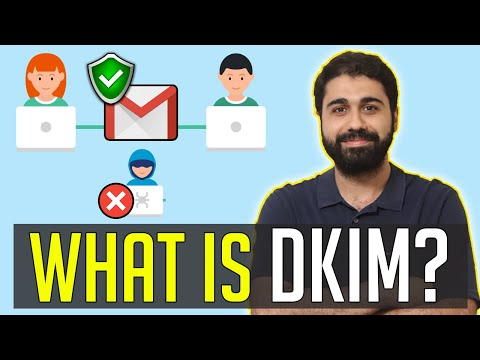 What is DKIM? (DomainKeys Identified Mail) | Simple and easy