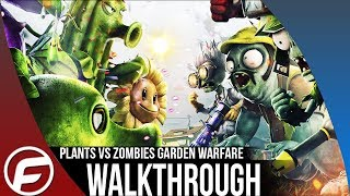 Plants vs Zombies Garden Warfare Stategy Guide, Plant CACTUS Walkthrough Tips Tricks