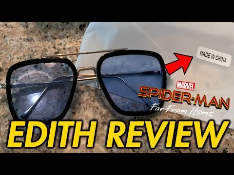 Reviewing $10 EDITH Glasses From EBay