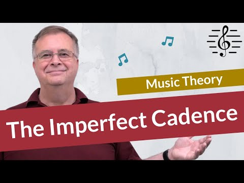 The Imperfect Cadence - Quick Tip!