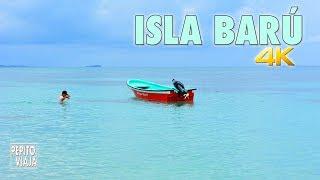 ISLA BARU en 4K - PNN COLOMBIA #3 | Pepito Viaja