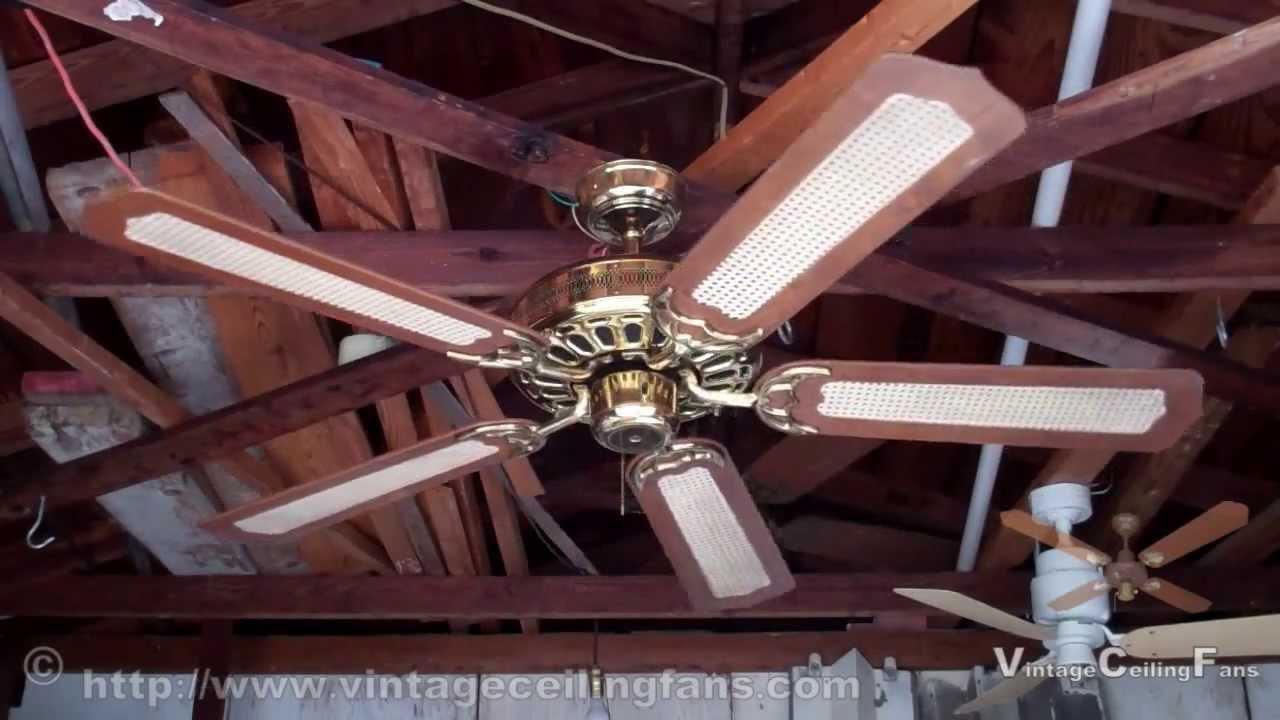 Jcpenney Moss Heirloom Deluxe Ceiling Fan 2 Youtube