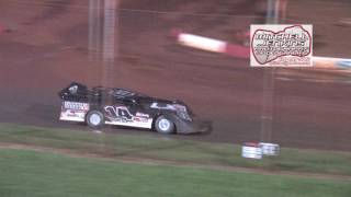 Dixie Speedway 8/15/15 Crate Latemodel Feature!