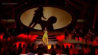 Jessica Sanchez - Dance With My Father Top 6
