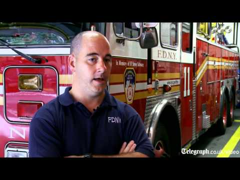 Fire Fighter, Kevin Murray - 'my guilt'
