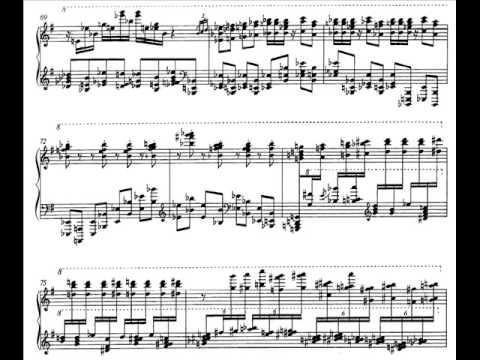 Cziffra's 'Sabre Dance' Transcription Audio + Sheet Music