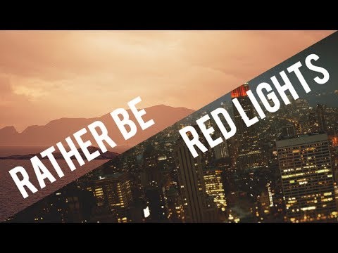 Rather Be/Red Lights - Piano cover mix by Ducci