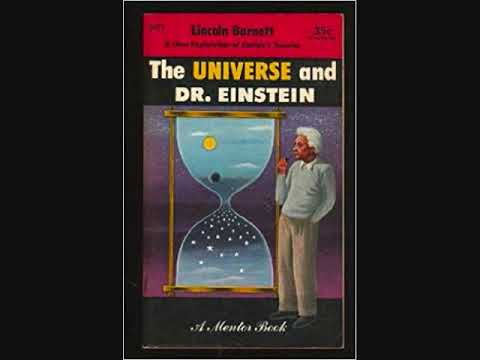 The Universe And Dr. Einstein (Free Audiobook) By Lincoln Barnett