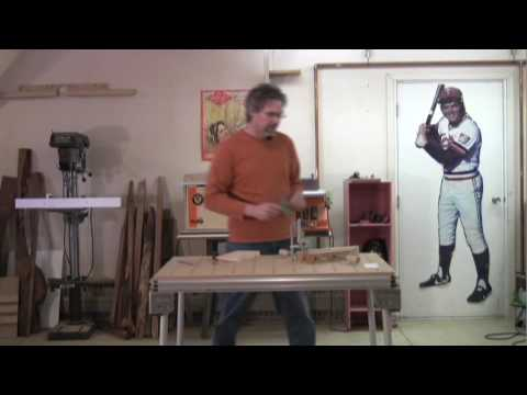Cabinet Scraper - Uses and Sharpening from Woodworker's Journal ...
