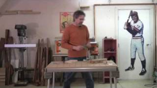 Cabinet Scraper - Uses And Sharpening From Woodworker's Journal Magazine