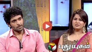 Natchathira Jannal - With Actor Vikram Prabhu - Part 2