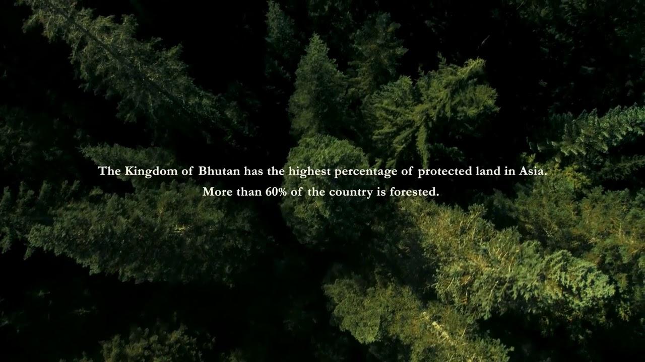 The Kingdom, of Bhutan!